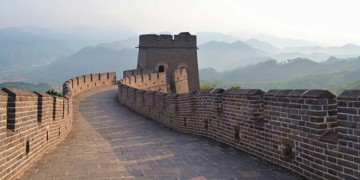 The Great Wall of China - the Longest Fortification in the World